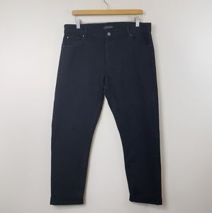 Ann Taylor Low Rise The Girlfriend Jeans